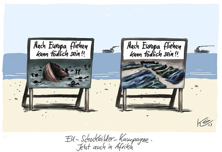 2014 | 2. Preis | Klaus Stuttmann