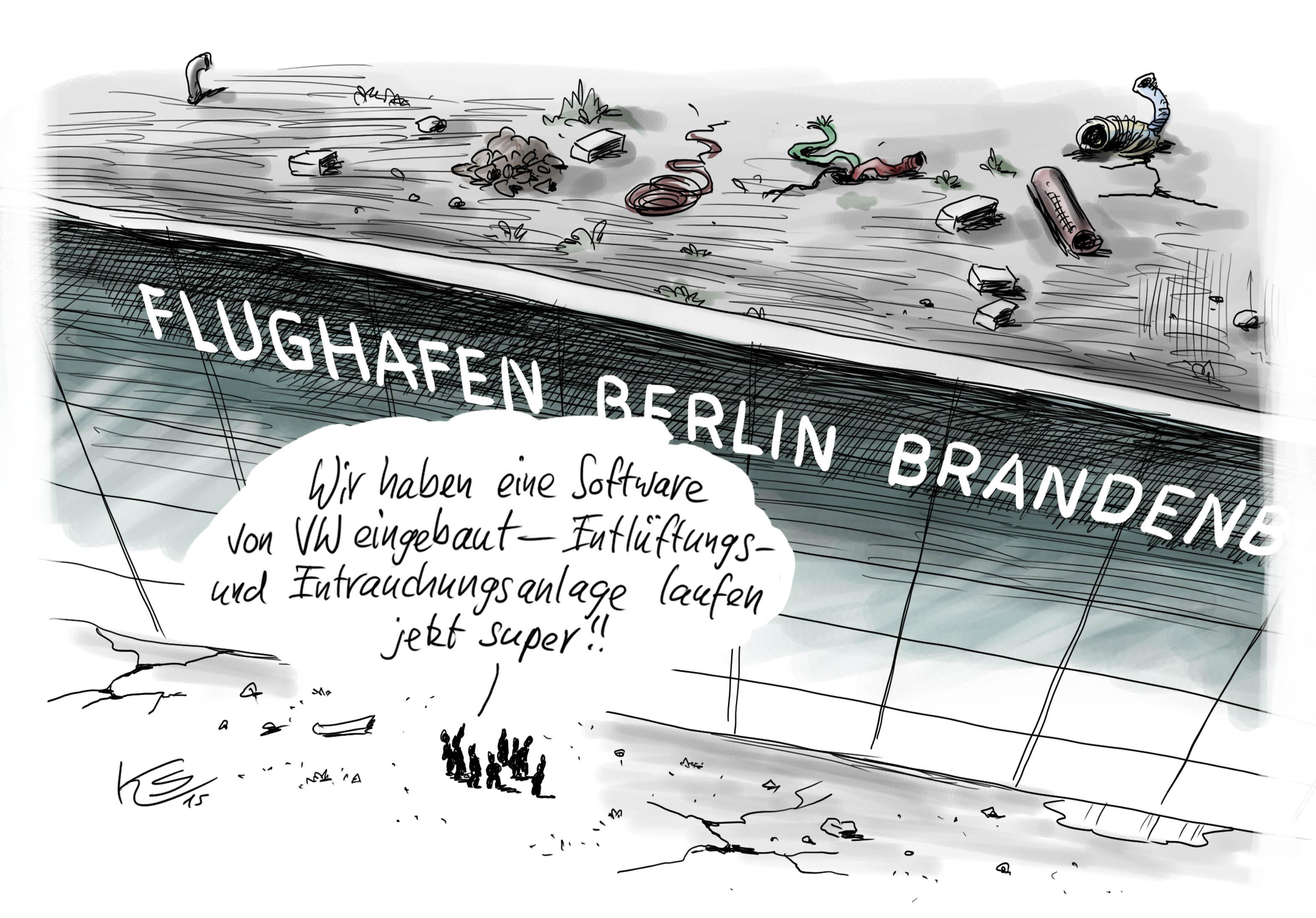 2015 | Auszeichnung | Klaus Stuttmann