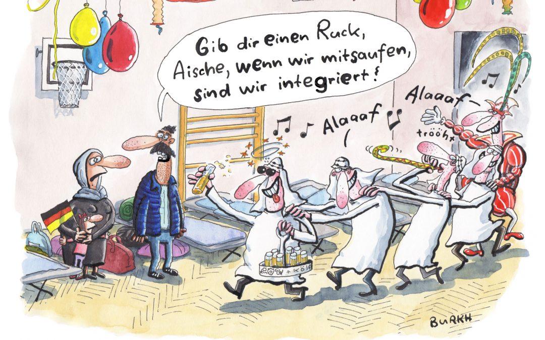 2015 | Auszeichnung | Burkhard Fritsche BURKH