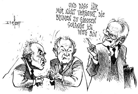 2007 |Auszeichnung | Berndt Skott