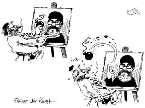 2007 | Auszeichnung | Klaus Stuttmann