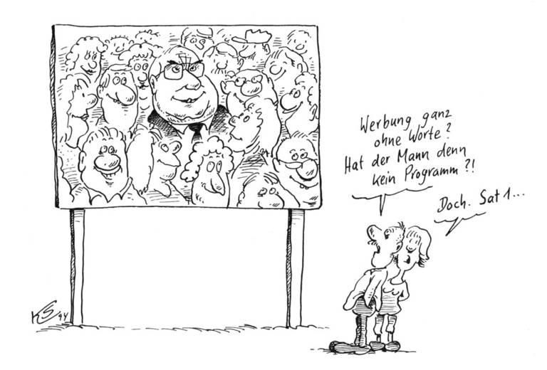 1995 | Auszeichnung | Klaus Stuttmann